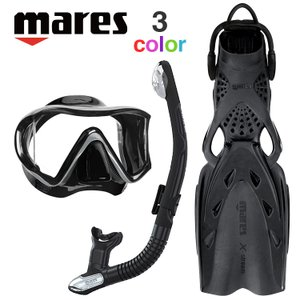 mares マレス スキューバダイビング マスク シュノーケル フィン ダイビング 軽器材 ブーツ ...
