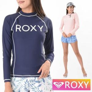 ラッシュガード レディース ROXY 長袖 RASHIE L/S RLY191020  ロキシー aqrosnetshop