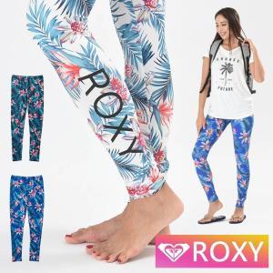ROXY ラッシュガード レギンス レディース ラッシュレギンス BOTANICAL HEALING LEGGINGS  ロキシー aqrosnetshop