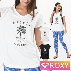 ROXY ロキシー ラッシュガード Tシャツ レディース 半袖 SHADE RLY191028