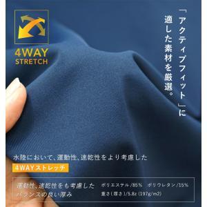 ラッシュガード レディース HeleiWaho ヘレイワホ 長袖 ジップアップ フードなし UPF50+ で UVカット と 大きいサイズ で 体型カバー|aqrosnetshop|11