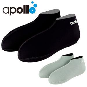 apollo/アポロ マリンソックス ショートタイプ[60213002]|aqrosnetshop