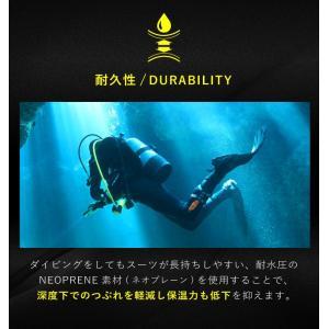 ウェットスーツ メンズ タッパー ウエットスーツ HeleiWaho ヘレイワホ CLASSIC クラシック 1.5mm ジャケット|aqrosnetshop|11