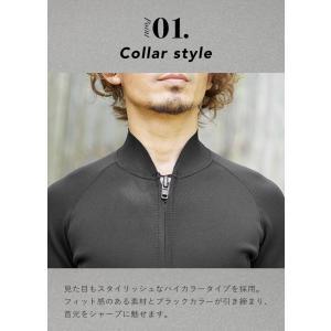 ウェットスーツ メンズ タッパー ウエットスーツ HeleiWaho ヘレイワホ CLASSIC クラシック 1.5mm ジャケット|aqrosnetshop|13