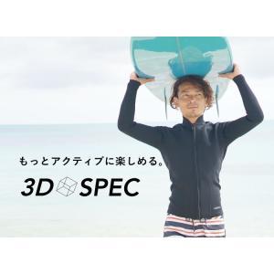 ウェットスーツ メンズ タッパー ウエットスーツ HeleiWaho ヘレイワホ CLASSIC クラシック 1.5mm ジャケット|aqrosnetshop|04
