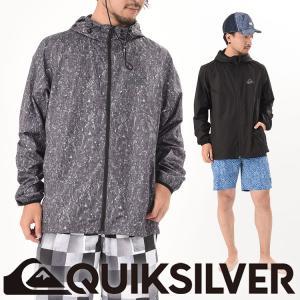 QUIKSILVER クイックシルバー ウインドブレーカー パーカー レインコート メンズ EVERYDAY JACKET GQYJK03096|aqrosnetshop