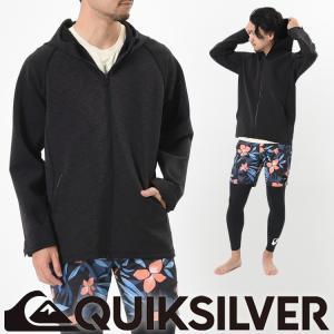 QUIKSILVER クイックシルバー ボートコート ウェットスーツ パーカー ウエットスーツ ウインドブレーカー 0.5 SUP JKT HD VENTIPRENE QWT181912|aqrosnetshop