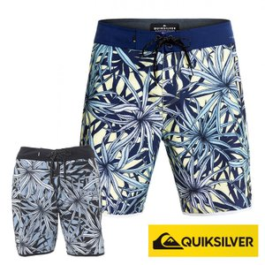 QUIKSILVER ボードショーツ サーフパンツ メンズ 水着 HIGHLINE PANDANA 18 EQYBS04118  クイックシルバー|aqrosnetshop