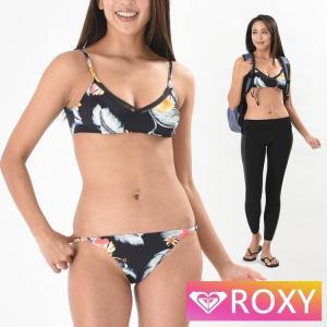 ROXY 水着 ビキニ ボタニカル 2点セット レディース DREAMING DAY BRALETTE SET GRJX203087  ロキシー|aqrosnetshop