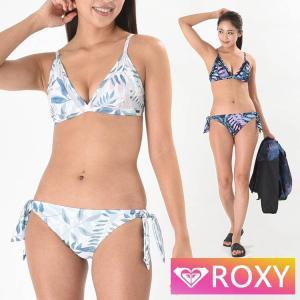 ROXY 水着 ビキニ ボタニカル 2点セット レディース PARADISE LEAF RSW191001  ロキシー|aqrosnetshop