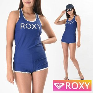 ROXY 水着 フィットネス レディース ラッシュガード 2点セット DEEP WATER RSW191008  ロキシー|aqrosnetshop