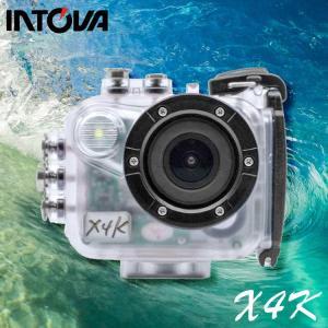 デジタルビデオカメラ INTOVA / イントバ X4K Marine Grade Action Camera カメラ 水中カメラ アクションカメラ aqrosnetshop