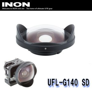 INON/イノン 水中セミフィッシュアイコンバージョンレンズ【UFL-G140 SD】[703360...