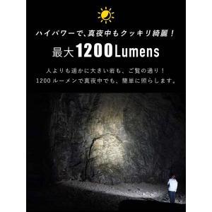 【水中ライト】LYCAN/ライキャン VIDEO1200|aqrosnetshop|09