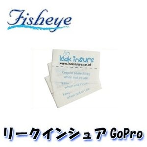 FISHEYE/フィッシュアイ リークインシュアGoPro[707292110000]|aqrosnetshop