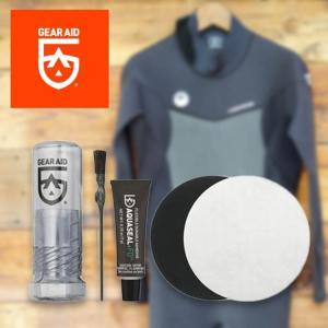 【ダイビング アクセサリー】GearAid/ギアエイド 輸入 ウェットスーツ補修用接着剤キット Aquaseal FD Repair Kit|aqrosnetshop