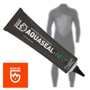 メンテナンス スーツ アクセサリー Gear Aid/ギアエイド AQUASEAL+NEO Neoprene Contact Cement 1.5oz アクアシール+NEO ダイビング|aqrosnetshop