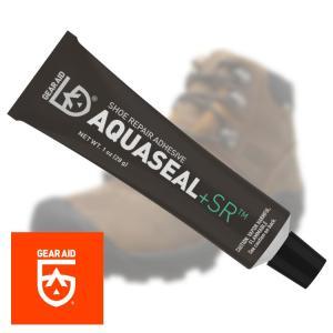 メンテナンス アクセサリー Gear Aid/ギアエイド AQUASEAL+SR Shoe Repair Adhesive 1oz アクアシール+SR ダイビング|aqrosnetshop