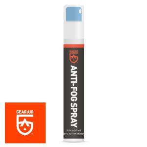 くもり止め スプレー アクセサリー Gear Aid/ギアエイド Anti-Fog Spray 0.5oz Blistered アンチフォグスプレー ダイビング aqrosnetshop