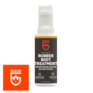 メンテナンス Gear Aid/ギアエイド Rubber Boot Treatment 4oz ラバーブーツトリートメント ダイビング aqrosnetshop