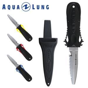 AQUALUNG アクアラング スクイーズロックナイフ|aqrosnetshop