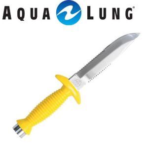 【ダイビングナイフ】AQUALUNG/アクアラング ダイブナイフ【702000】[803050050000]|aqrosnetshop