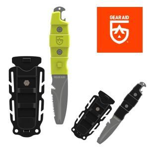 【ダイビング アクセサリー】GearAid/ギアエイド 輸入 ナイフ Akua Blunt Tip Knife|aqrosnetshop
