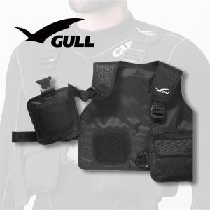 ウエイトベスト GULL/ガル GULL ウエイトベスト ダイビング ウエイト ドライスーツ|aqrosnetshop