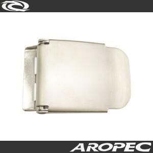 【バックル】AROPEC/アロペックステンレススチールバックル[804800010000]|aqrosnetshop