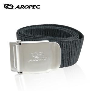 ステンレス製 バックル付き ダイビング ウェイトベルト 138cm AROPEC アロペック[804800080000]|aqrosnetshop