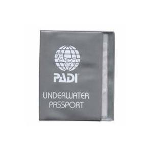 PADI/パディ ポケットログ用カバー 60004J[807262150000]|aqrosnetshop