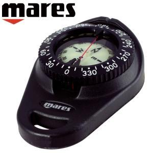 ダイビング コンパス mares マレス ハンディコンパス 重器材 ゲージ|aqrosnetshop