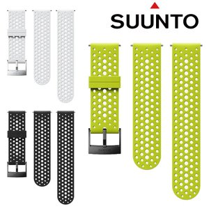 SUUNTO/スント 24MM ATHLETIC 1 SILICONE S+Mストラップ|aqrosnetshop