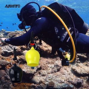 マウスピース ホルダー OC-100 AQUATEC / アクアテック ダイビング レギュレーター 固定|aqrosnetshop