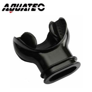 AQUATEC / アクアテック シリコンマウスピース MP-600 ダイビング レギュレーター マウスピース|aqrosnetshop