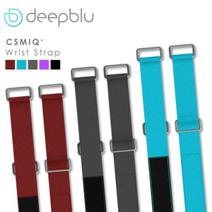 deepblu ディープブルー COSMIQ+(コズミック) リストストラップ 全5色|aqrosnetshop