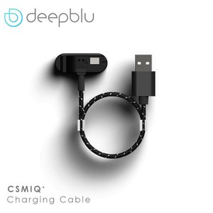 deepblu ディープブルー COSMIQ+(コズミック) ダイブコンピューター専用 充電USBケーブル|aqrosnetshop