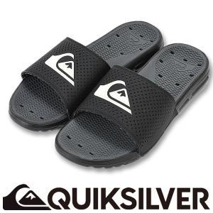 QUIKSILVER クイックシルバー ビーチサンダル メンズ AMPHIBIAN SLIDE AQYL100404 [81158040]|aqrosnetshop