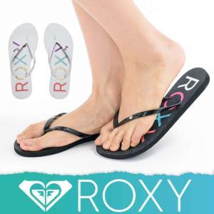 ROXY ロキシー ビーチサンダル レディース SANDY ARJL100438|aqrosnetshop