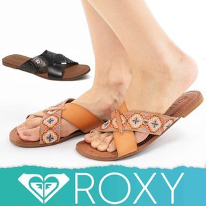 ROXY ロキシー ビーチサンダル レディース ROCIO ARJL200524|aqrosnetshop