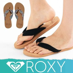 ROXY ロキシー ビーチサンダル レディース PAIA ARJL200561|aqrosnetshop
