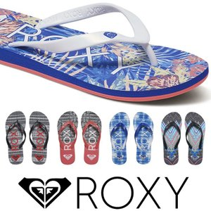 ROXY ロキシー ビーチサンダル レディース TAHITI V RSD171032C|aqrosnetshop