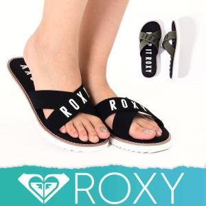 ROXY ロキシー ビーチサンダル レディース サンダル COAST TO COAST RSD172303[81158055]|aqrosnetshop