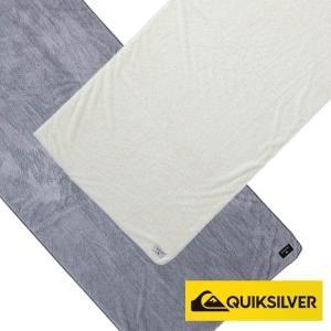QUIKSILVER タオル バスタオル  BATH TOWEL SOLID QTW195301  クイックシルバー|aqrosnetshop