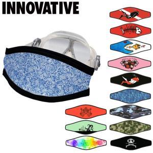 マスクストラップカバー Innovative/イノベイティブ ピクチャーEZストラップ|aqrosnetshop