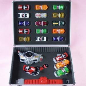 DXドライブドライバー シフトカー19個収納ケース 仮面ライダードライブ(ケース本体のみ)
