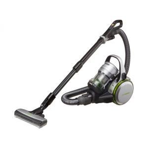 新品 Panasonic サイクロン式掃除機 MC-HS700G-S aqua-feel