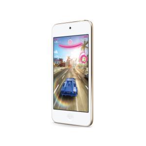 新品 Apple iPod touch MKH02J/A [16GB ゴールド] aqua-feel