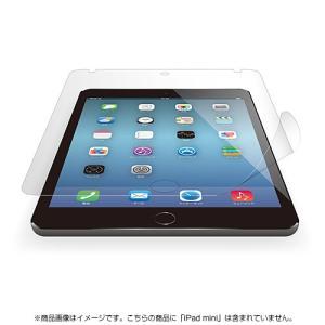 送料無料 新品 ELECOM iPad mini 4用 液晶保護フィルム TB-A15SFLA 【代引き・配送日時指定不可】|aqua-feel