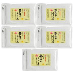 送料無料 毎日がうこん粉 100g 三種混合 5個 沖縄ウコン堂 健康|aqua-green